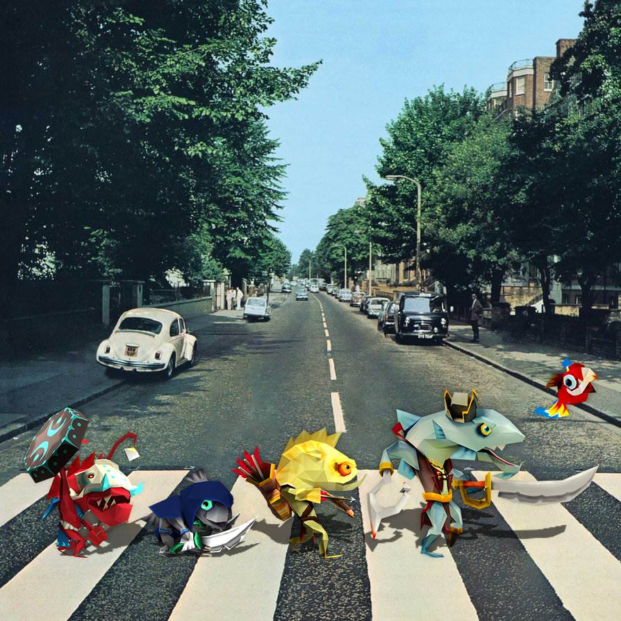 The new Beatles!